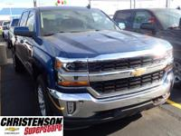 2017+Chevrolet+Silverado+1500+LT+In+Blue.+Wow%21+What+a