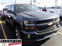 2017+Chevrolet+Silverado+1500+LT+In+Graphite+Metallic.+