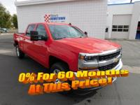Delivers 22 Highway MPG and 16 City MPG! This Chevrolet