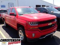 2017+Chevrolet+Silverado+1500+LT+In+Red.+4wd%21+Short+B