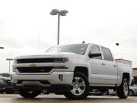 2017 Chevrolet Silverado 1500 LT2 Summit White 6-Speed