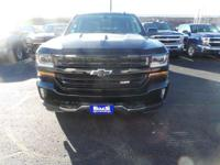This is the new 2017 Chevrolet Silverado 1500 Z71 4WD