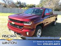 This new Chevrolet Silverado 1500 CREW CAB 4WD 153^^'