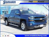 Options:  2017 Chevrolet Silverado 1500 Lt|4X4 Lt 4Dr