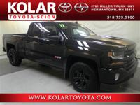Silverado 1500 LT, 4D Double Cab, 4WD, ONE Owner Per