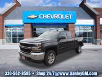 2017 Chevrolet Silverado 1500 LT 6-Speed Automatic