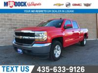 This beautiful Silverado is a great truck for anybody
