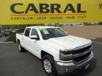 This Chevrolet won't be on the lot long! This is an