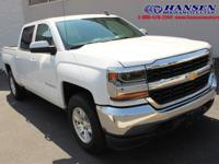 CARFAX One-Owner. Clean CARFAX. 2017 Chevrolet