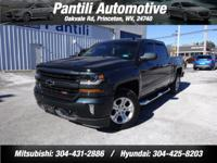 Take command of the road with this 2017 Chevrolet