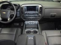 This fantastic 2017 Chevrolet Silverado 1500 LTZ is the