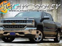 2017 Chevrolet Silverado 1500 Texas Edition Black