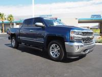 Look at this 2017 Chevrolet Silverado 1500 LTZ. Its