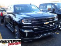 2017+Chevrolet+Silverado+1500+LTZ+In+Black.+4x4%21+Shor