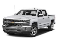 Options:  2017 Chevrolet Silverado 1500 Ltz|/|V8 6.2L