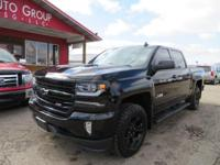 Options:  2017 Chevrolet Silverado 1500 Z71!