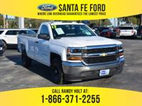 *2017 Chevy Silverado 1500 - *Regular Cab Pickup - V8