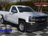 PRICED TO MOVE! This Silverado 1500 is $2,700 below