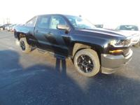 This is the mew 2017 Chevrolet Silverado 1500 4WD Work