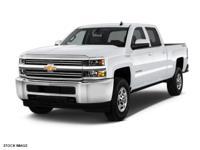 Options:  2017 Chevrolet Silverado 2500Hd Lt|Crew Cab
