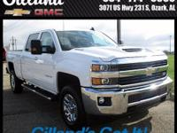 CARFAX One-Owner. Clean CARFAX.  Silverado 2500HD LT,