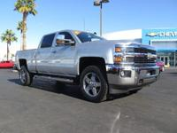 Check out this 2017 Chevrolet Silverado 2500HD LTZ. Its