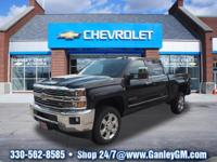 2017 Chevrolet Silverado 2500HD LTZ Allison 1000