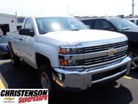 2017+Chevrolet+Silverado+2500HD+Work+Truck+In+Summit+Wh