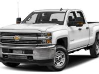 Options:  2017 Chevrolet Silverado 2500Hd Wt|Come