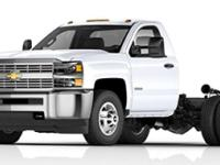Introducing the 2017 Silverado 3500 HD. With new