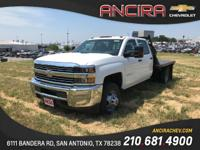 This new Chevrolet Silverado 3500HD WT is now for sale