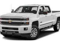 Options:  Engine  Duramax 6.6L Turbo Diesel V8