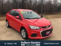 This 2017 Chevrolet Sonic LS is proudly offered by