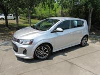 Options:  2017 Chevrolet Sonic Lt|This 2017 Chevrolet