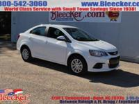 Boasts 34 Highway MPG and 24 City MPG! This Chevrolet