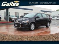 Look at this 2017 Chevrolet Sonic LT. Its Automatic