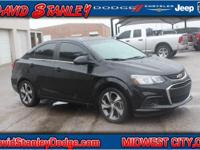 Recent Arrival!   Clean CARFAX.  2017 Chevrolet Sonic