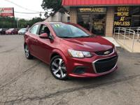 $499 DOWN Guaranteed Approval!!! The Chevrolet Sonic