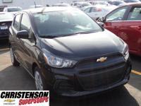 2017+Chevrolet+Spark+LS+In+Black.+Here+it+is%21+Car+buy