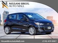 New Price! Mosaic Black Metallic 2017 Chevrolet Spark