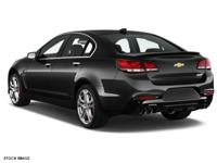 Options:  2017 Chevrolet Ss Base|4Dr Sedan|Gm
