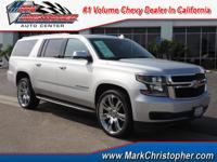 Chevrolet Certified. Nav System, Heated Leather Seats,