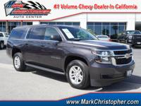 CARFAX 1-Owner, Chevrolet Certified. REDUCED FROM