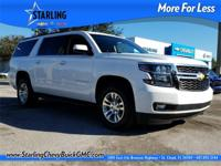 New Price! This 2017 Chevrolet Suburban LT in Summit