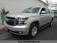 Look at this 2017 Chevrolet Suburban LT. Its Automatic