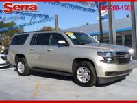 Pepperdust Metallic 2017 Chevrolet Suburban LT 4WD