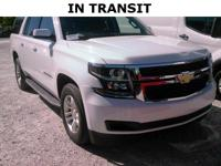 Chevrolet... Suburban... LT... 4WD... 6-Speed