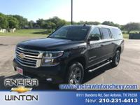 This new Chevrolet Suburban LT is now for sale in San