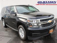 CARFAX One-Owner. Clean CARFAX. Black 2017 Chevrolet