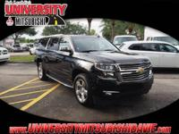 **HAGGLE FREE PRICING** 1-Owner Black 2017 Chevrolet